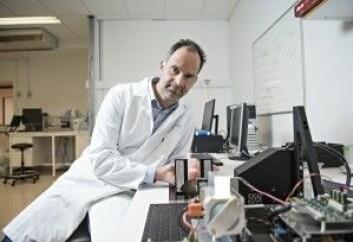 Seniorforsker i Nofima Jens Petter Wold. (Foto: Nofima)