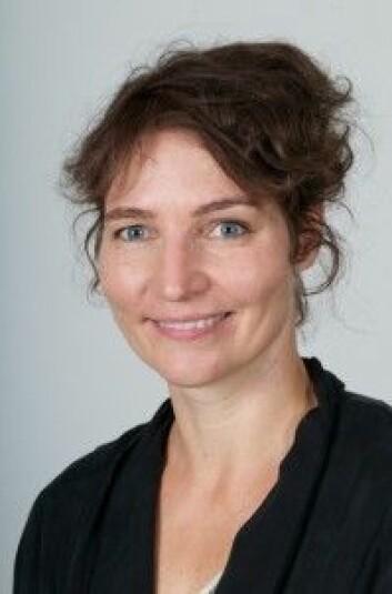 Førsteamanuensis Lotte Thomsen ved Psykologisk institutt. (Foto: UiO)