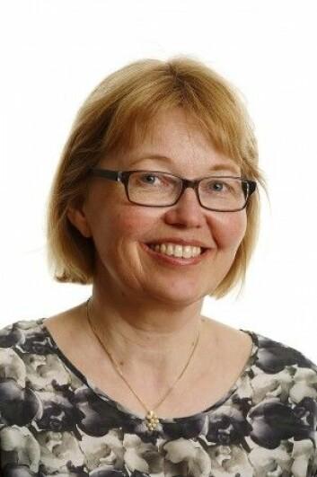 Hilde Risvoll har undersøkt hvordan kosttilskudd brukes av folk med demens. (Foto: Fauske Holst, Valnesfjord Helsesportsenter)