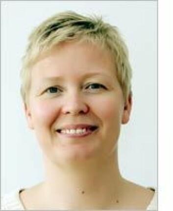 Trine Rounge forsker på den norske tarmfloraen. Er den annerledes enn i våre naboland? (Foto: Kreftregisteret)