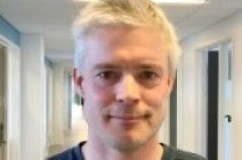 Rune Graversen er professor ved Institutt for fysikk og teknologi, UiT Norges arktiske universitet. (Foto: UiT)