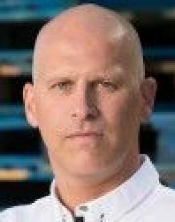 Mats Persson (Foto: HiØ)