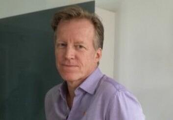 Curt Rice, rektor ved Høgskolen i Oslo og Akershus, mener forsknings- og utdanningssektoren trenger sin egen, nasjonale avis. Han vil gjerne at Khrono skal bli den avisen. (Foto: Eivind Nicolai Lauritsen)
