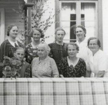Slik kunne den organiserte husmorferien i Sverige se ut rundt 1930. (Foto: Britt-Marie Sohlström/flickr.com. Lisens CC 2.0)
