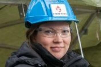 Gunilla Eriksen er overingeniør ved Norges Fiskerihøgskole, UiT Norges arktiske universitet. (Foto: UiT)