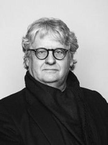 Karl Otto Ellefsen er prosjektleder for det europeiske arkitektsamarbeidet. (foto: AHO)
