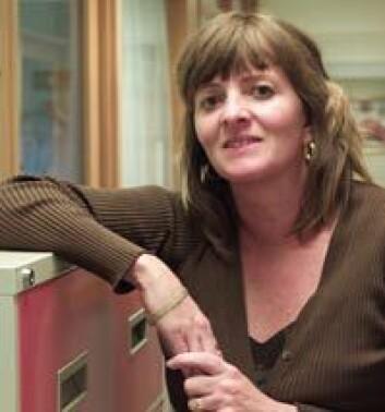 Anne Birgitta Nilsen er førsteamanuensis ved Høgskolen i Oslo og Akershus. (Foto: Annica Thomsson)