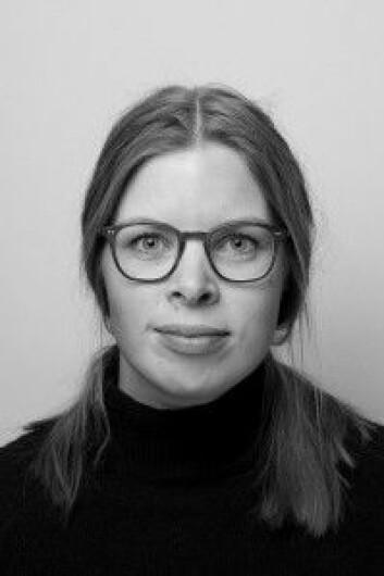 Hanne Østli Jakobsen mener det er en ære å få prisen fra Vitenskapsakademiet i Stavanger. (Foto: Morgenbladet)
