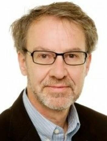Rolf Aaberge er forsker ved Statistisk sentralbyrå. (Foto: SSB)