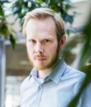 Forskere og politikere må snakke sammen, mener forsker Erlend Hermansen. (Foto: Håkon Benjaminsen)