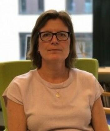 Inger Marie Sunde, professor ved Politihøgskolen, savner en plan fra Politidirektoratet for hvordan politiet skal løse utfordringene med internettkriminaliteten. (Foto: Siw Ellen Jakobsen)