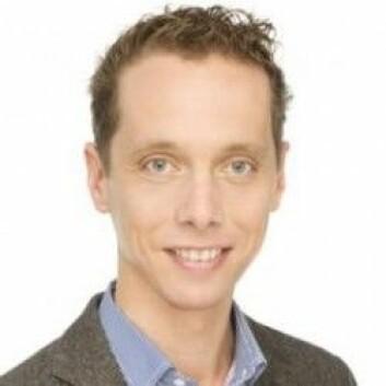 Andreas Fagereng er forsker hos SSB. (Foto: Stanford University)