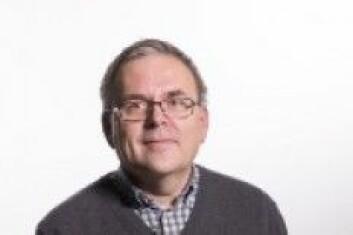 John Sigurd Mjøen Svendsen er professor i kjemi, UiT Norges arktiske universitet. (Foto: UiT)