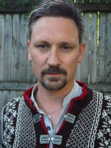 Thomas Arentzen er postdoktor ved Universitetet i Oslo. (Foto: UiO)