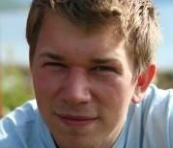 Runar Gjerp Solstad er forsker ved Nofima og tidligere PhD-student ved UiT Norges arktiske universitet. (Foto: UiT)