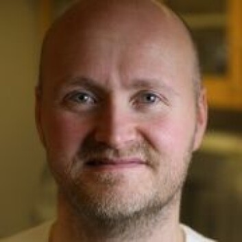 Ørjan Samuelsen er professor II ved institutt for farmasi, UiT Norges arktiske universitet, (Foto: UiT)