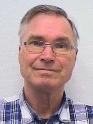 Professor Øyvind Grøn ved Høgskolen i Oslo og Akershus. (Foto: HiOA)