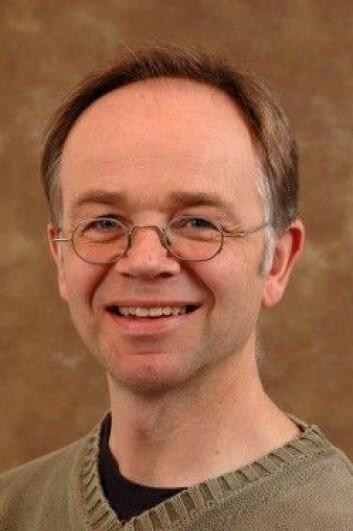 Arnt Kristian Gjertsen er forsker ved NIBIO og ekspert på satellitmålinger. (Foto: Lars Sandved Dalen)