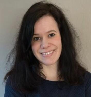 Tone Liodden, stipendiat ved Institutt for sosiologi og samfunnsgeografi (ISS), (Foto: UiO)