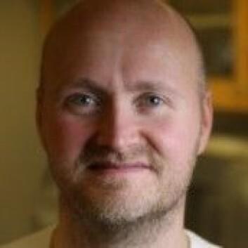 Ørjan Samuelsen er professor II ved institutt for farmasi, UiT (Foto: UiT)