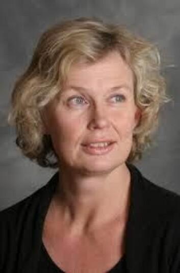 Nina Rossholt stiller seg undrende til om de svenske forskerne har funnet noe interessant. (Foto: HiOA)