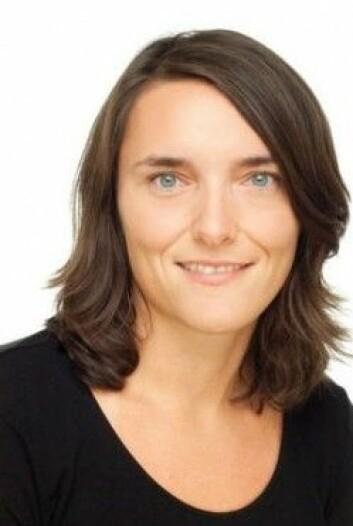 Nina Drange er forsker hos SSB. (Foto: Studio Vest / SSB)