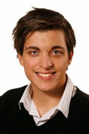 Martin Eckhoff Andresen er stipendiat ved Økonomisk institutt på Universitetet i Oslo. (Foto: UiO)