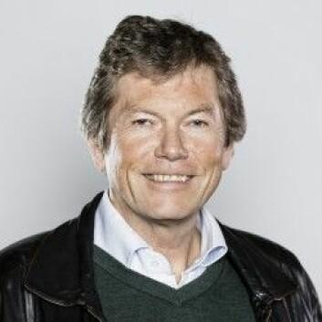 Stein Holden er professor ved NMBU. (Foto: Håkon Sparre)