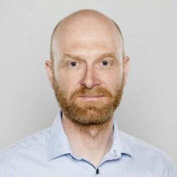 Knut Marius Hauglin er forsker ved NMBU. (Foto: Håkon Sparre)
