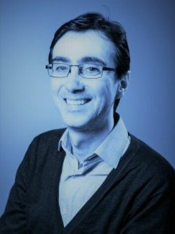 Babak Asadi-Azarbaijani er cellebiolog ved Oslo universitetssykehus. (Foto: UiO/Øystein H. Horgmo)