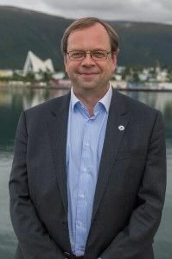 Kenneth Ruud, prorektor ved UiT - Norges arktiske universitet (Foto: UiT - Norges arktiske universitet)