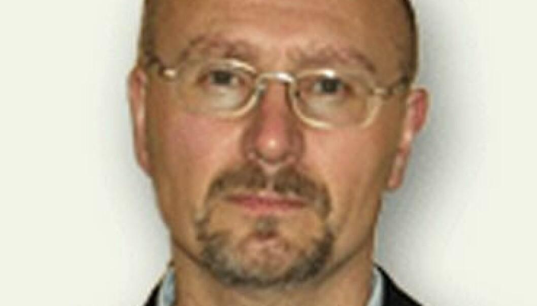 """""""Forsker Knut Boge, Handelshøyskolen BI."""""""