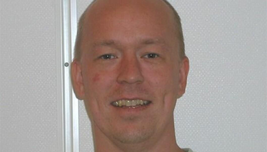 """Ralf Kristensen, Veterinærinstituttet"""
