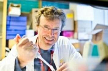 Professor og overlege Pål Rasmus Njøstad(Foto: Øyvind Blom, Haukeland universitetssjukehus)