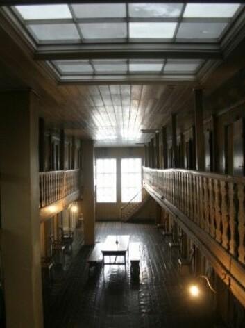 På 1840-tallet var trengselen stor, med rundt 170 pasienter samtidig på St. Jørgens hospital.(Foto: Andreas R. Graven)