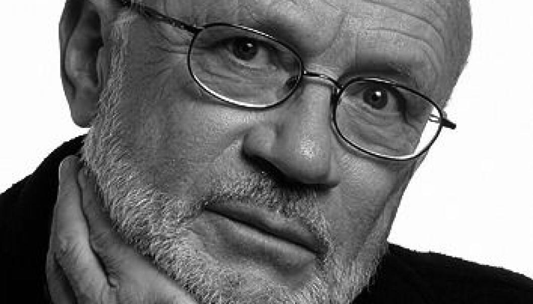 """""""Litteratur har alltid handla om menneskelege relasjonar, seier professor i litteraturvitskap Atle Kittang."""""""