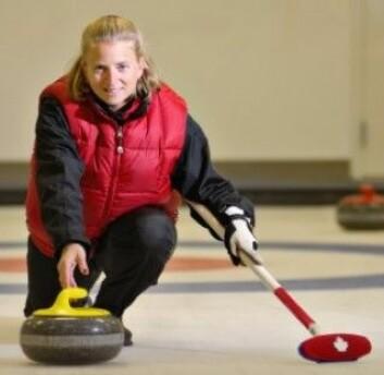 Curling - den tryggeste sporten? (Foto: iStockphoto)