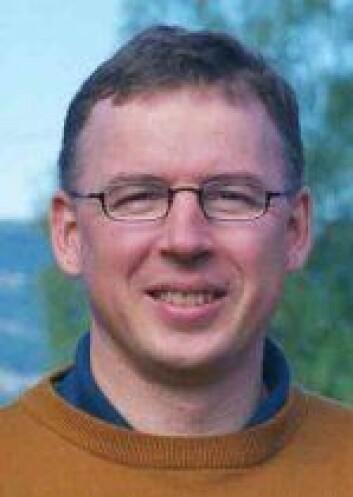 Roald Bahr fra Senter for idrettskadeforskning (Foto: NiH)
