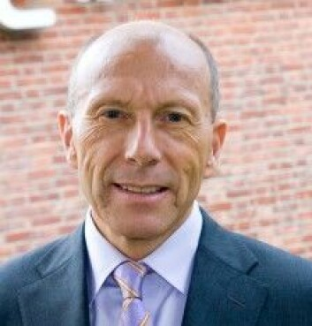 Viktor A. Wikstrøm, informasjonssjef, Instituttfor energiteknikk(foto:IFE )